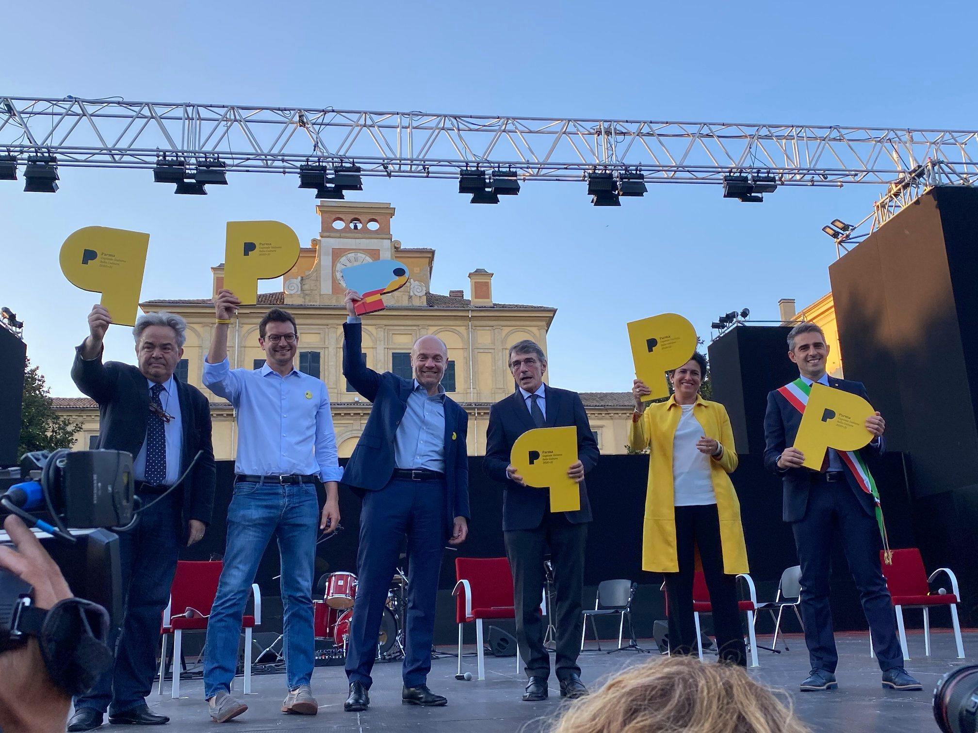 Parma 2020+21 - Ripartenza